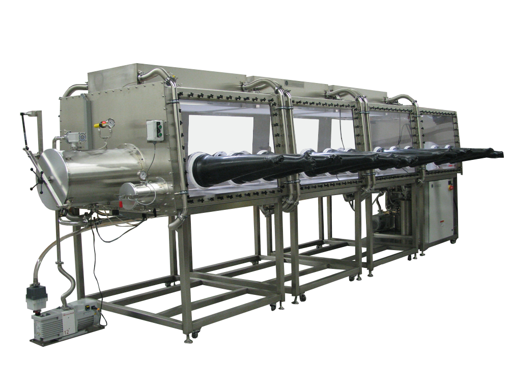 Low Particle Manufacturing System