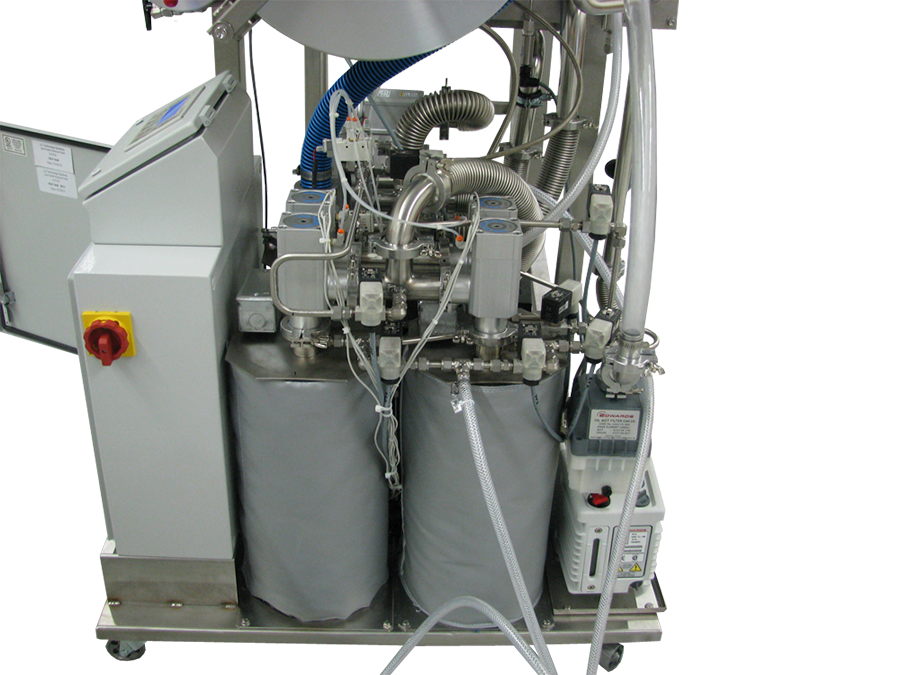 RGP-111 Dual Gas Purification System