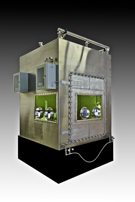 Laser Welding Enclosure